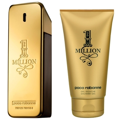 Set 1 Million 100ml + Shower Gel 100ml