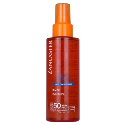 Sun Beauty Dry Oil SPF50