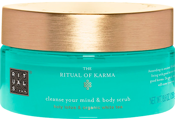 The Ritual Of Karma Cleanse Your Mind & Body Scrub