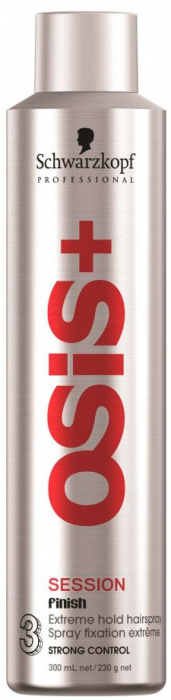 Osis+ Finish Session Hold HairSpray Strong (Fijación Fuerte)