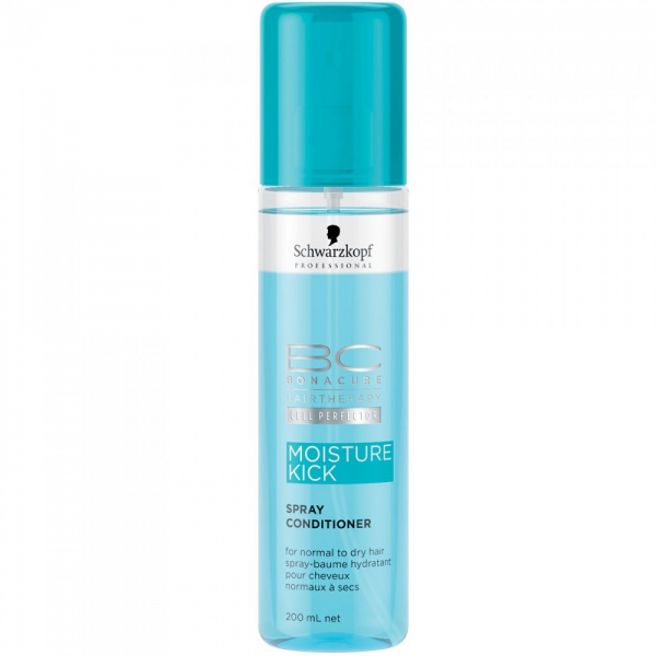 BC Bonacure Moisture Kick Spray Conditioner (Desenredante Cabello Normal/Seco)