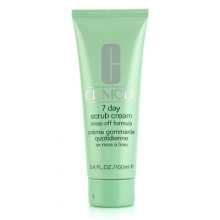 7 Day Scrub Cream Rinse-off Formula TTP