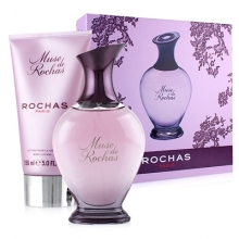 Set Muse de Rochas 100ml + Body Lotion 150ml