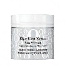Eight Hour Cream Skin Protectant Nightime Miracle Moisturizer TTP