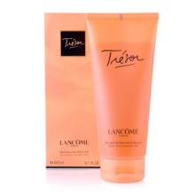 Trésor Perfumed Shower Gel