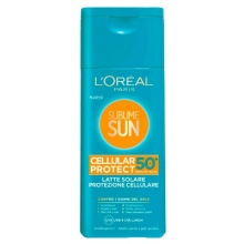 Sublime Sun Cellular Protect SPF50 Leche Solar