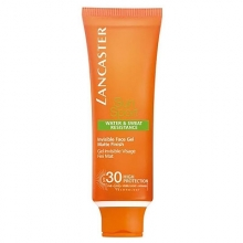 Sun Sport Invisible Face Gel Matte Finish SPF30