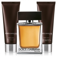 Set The One for Men 100ml + Aftershave 50ml + Shower Gel 50ml