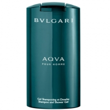 Aqva Pour Homme Shampoo and Shower Gel