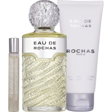 Set Eau de Rochas 100ml + Body Lotion 100ml + 7.5ml