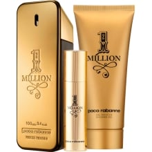 Set 1 Million 100ml + Gel 75ml + 10ml