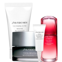 Set Shiseido Men Total Revitalizer