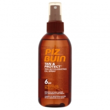 Tan & Protect Oil Spray SPF6