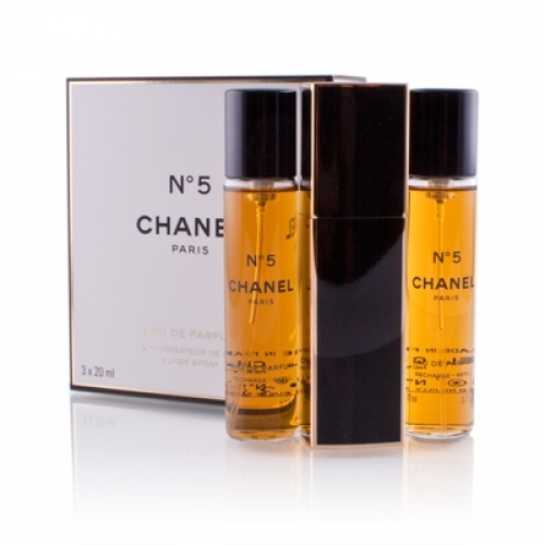 Chanel Nº 5 3x20ml