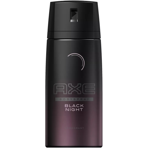 Black Night Deodorant Spray