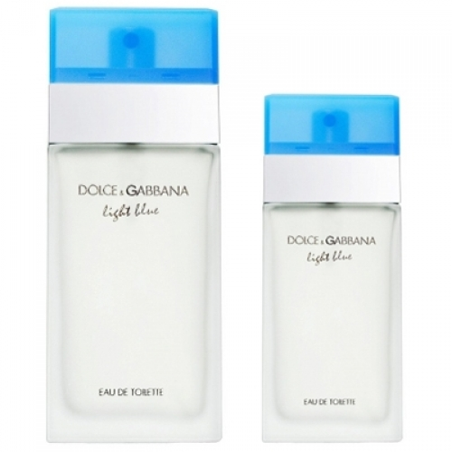 Set Light Blue 100ml + 25ml