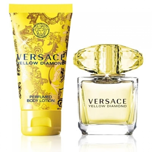 Set Yellow Diamond 90ml + Body Lotion 100ml