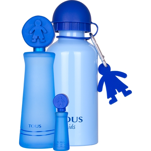 Set Tous Kids Boy 100ml + 4ml + Cantimplora
