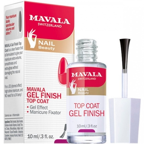 Gel Finish Top Coat Manicure