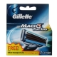 Gillette Mach3 Turbo - 2 Recargas